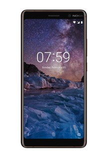 Nokia 7 Plus 4GB/64GB Black