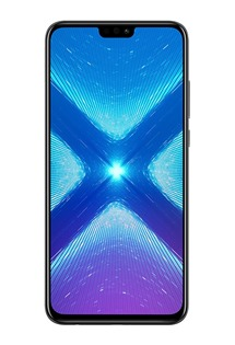 Honor 8X 4GB/64GB Dual-SIM Black