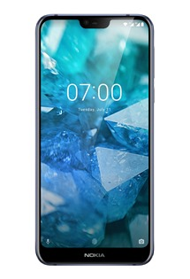 Nokia 7.1 4GB/64GB Dual-SIM Midnight Blue
