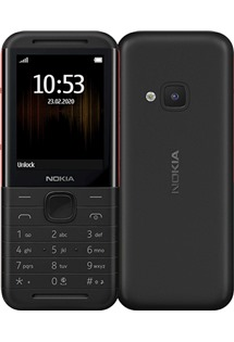 Nokia 5310 Dual-SIM Black/Red
