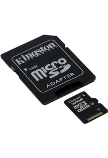 Kingston 32GB microSDHC Class 10 s adaptérem (SDC10G2/32GB)