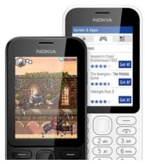 Nokia 215 Black