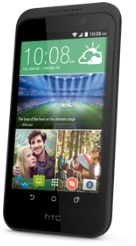 HTC Desire 320 Dual-SIM Dark Grey