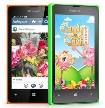 Microsoft Lumia 532 Dual-SIM Orange