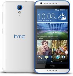 HTC Desire 620 Dual-SIM Black