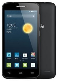 ALCATEL ONETOUCH 6039Y IDOL 3 (4.7) Dark Grey