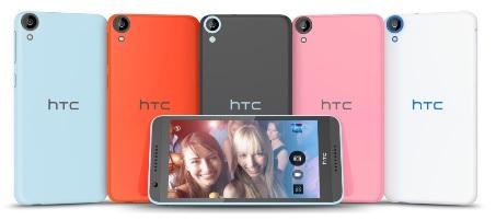 HTC Desire 820 Dual-SIM Black