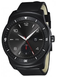 LG W110 G Watch R Black