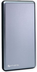 4smarts VoltHub QC3.0 powerbanka 10000mAh šedá