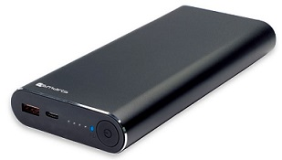 4smarts VoltHub 83W & QC3.0 powerbanka 20000mAh černá