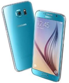 Samsung G920 Galaxy S6 32GB Sapphire Black (SM-G920FZKAETL)