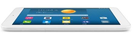 ALCATEL ONETOUCH PIXI 3 3G White + zadní kryt