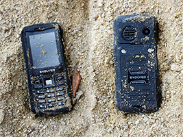 EVOLVEO StrongPhone X1