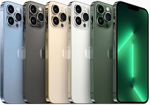 Apple iPhone 13 Pro/Pro Max