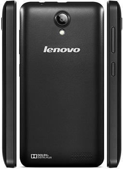 Lenovo A319 Dual SIM černý