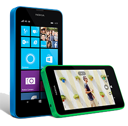 Nokia Lumia 630 Dual-SIM Green/Black