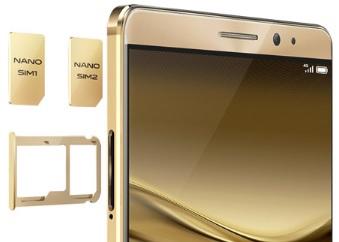 Huawei P8 Lite Dual-SIM Black