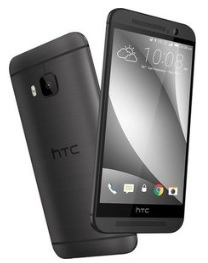 HTC ONE M9 32GB Gold on Silver