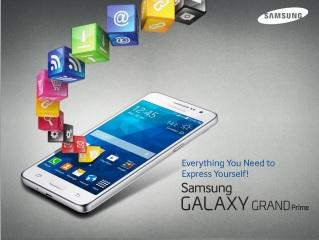 Samsung G530 Galaxy Grand Prime White (SM-G530FZWAETL)