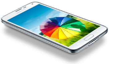 Samsung G900 Galaxy S5 Charcoal Black (SM-G900FZKAETL)