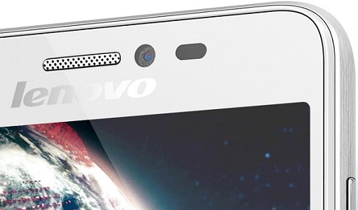 Lenovo S860 Dual SIM titanový