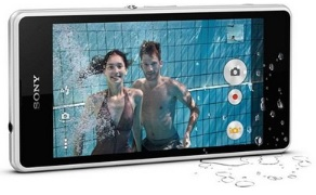 Sony D5503 Xperia Z1 Compact Black