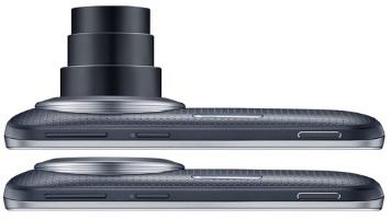 Samsung C1150 Galaxy K Zoom Black (SM-C1150ZKAXEZ)